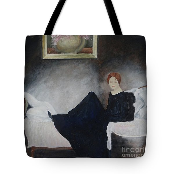 Stillness Of Being Tote Bag
