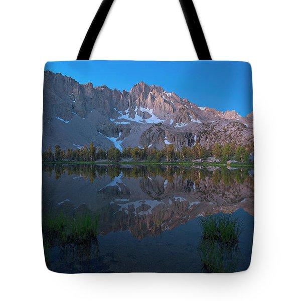 Stillness Speaks Tote Bag