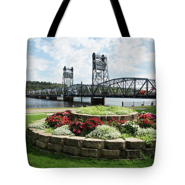 Stillwater And The Mississippi Tote Bag
