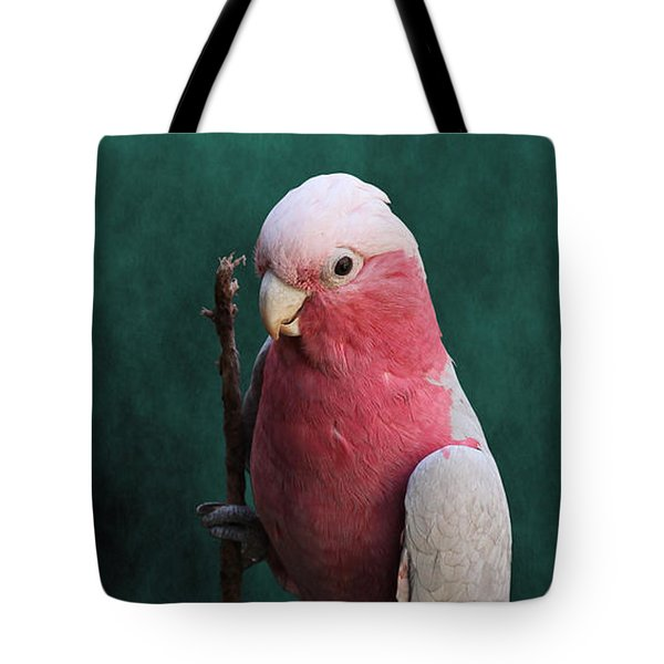 Stiltwalker - Roseate Cockatoo Tote Bag