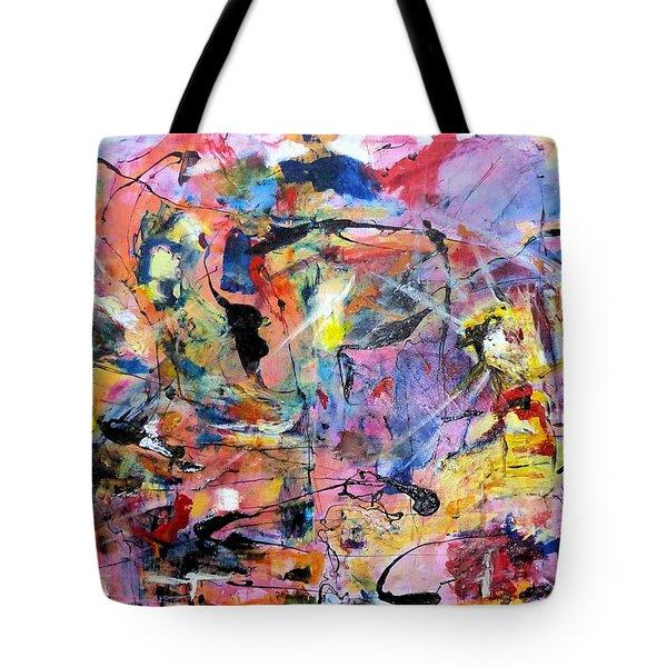 Stimuli Tote Bag