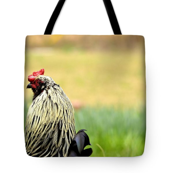 Stink Eye Tote Bag