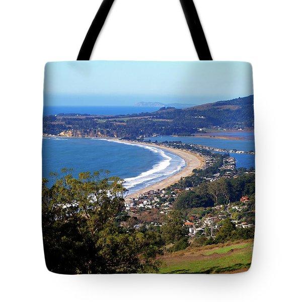 Stinson Beach  Tote Bag