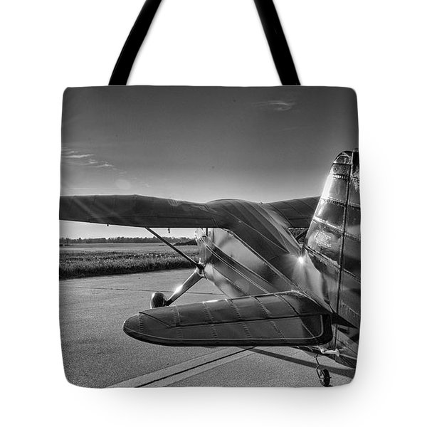 Stinson On The Ramp Tote Bag