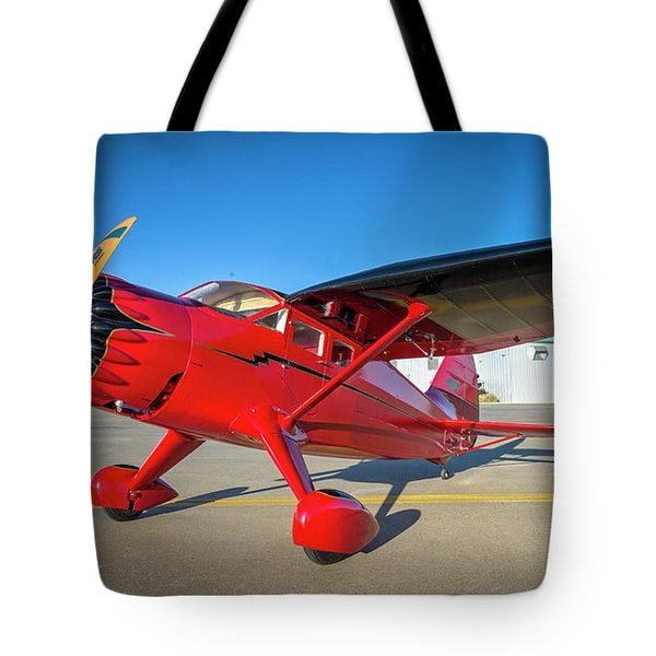 Stinson Reliant Rc Model 03 Tote Bag