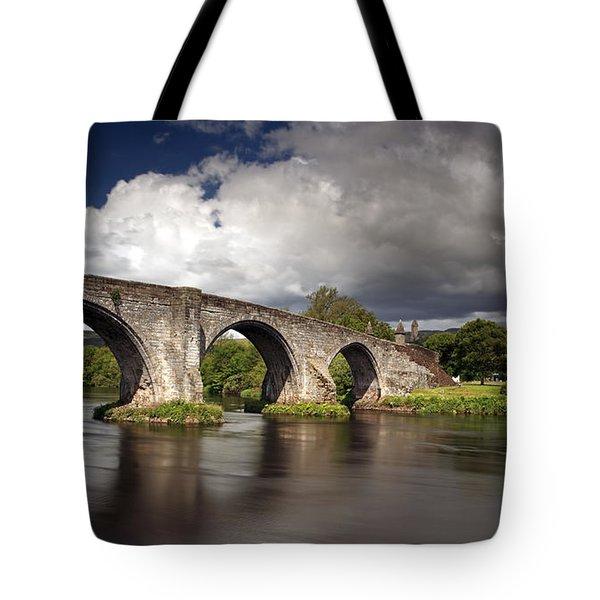 Stirling Bridge Tote Bag
