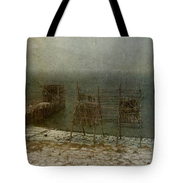 Stockfish Dryers Tote Bag