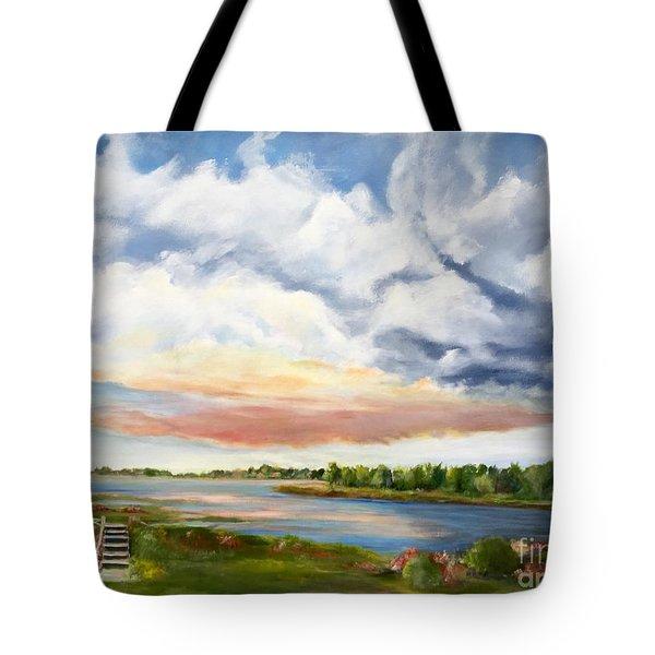 Stoker's  Swift Creek Tote Bag