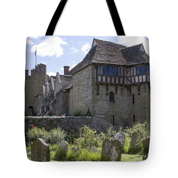 Stokesay Castle Shropshire Tote Bag