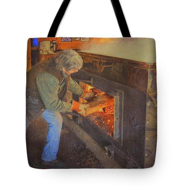 Stoking The Sugarhouse Tote Bag