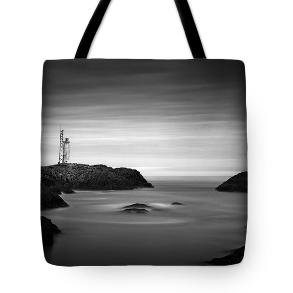 Stokksnes Lighthouse Tote Bag