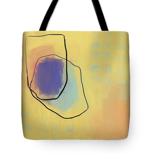 Tote Bag featuring the mixed media Stone Age by Eduardo Tavares