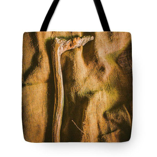 Stone Age Tools Tote Bag