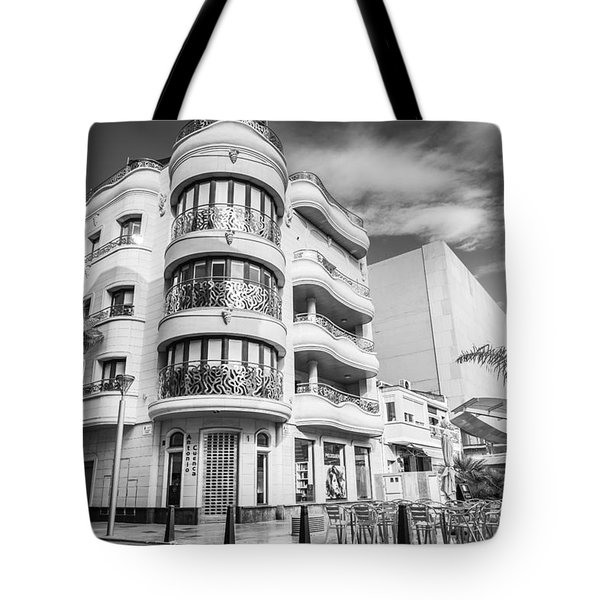 Stone And Steel. Tote Bag