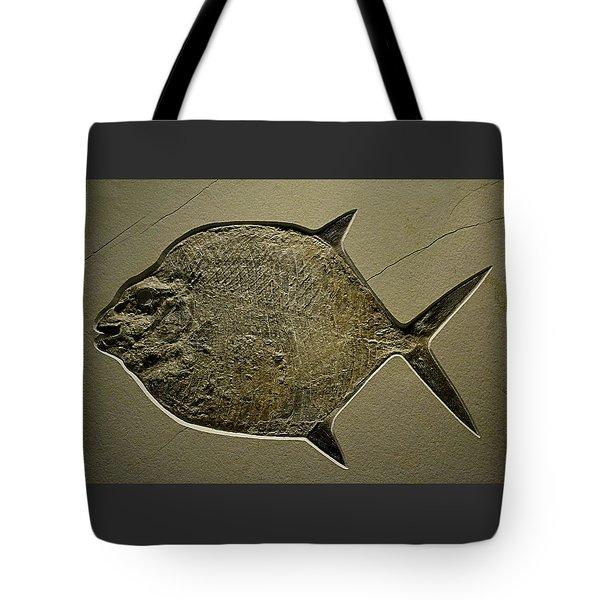 Stone Fish Tote Bag