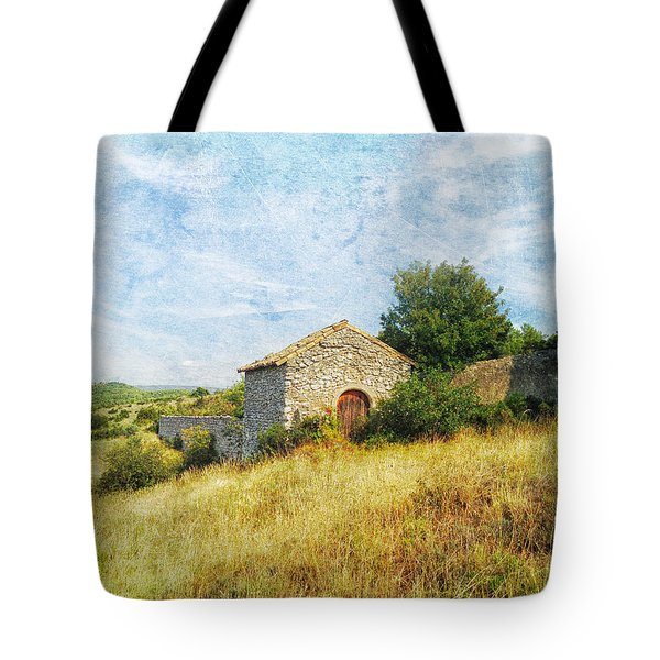 Provence Countryside Tote Bag