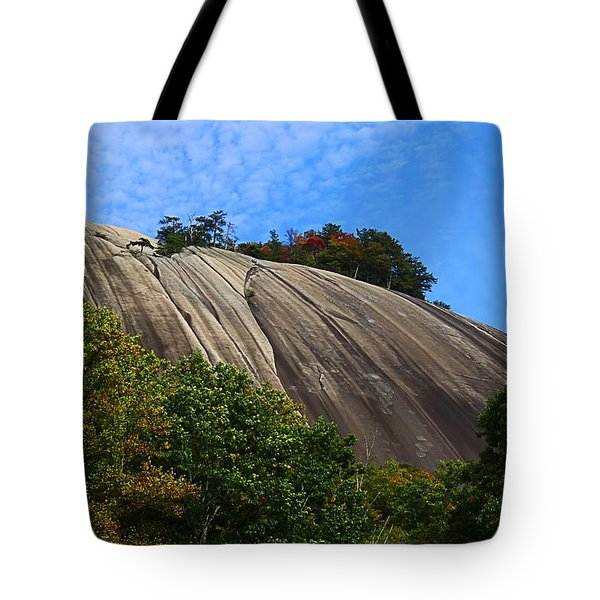Stone Mountain Tote Bag