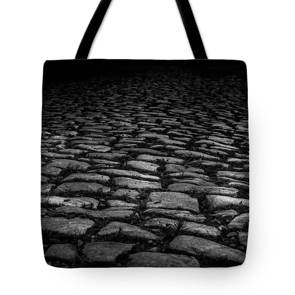 Tote Bag featuring the photograph Stone Path by Doug Camara