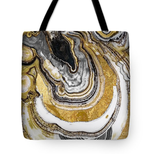 Stone Prose Tote Bag by Mindy Sommers