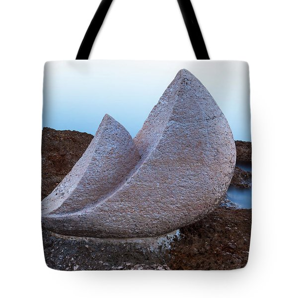Stone Sails Tote Bag