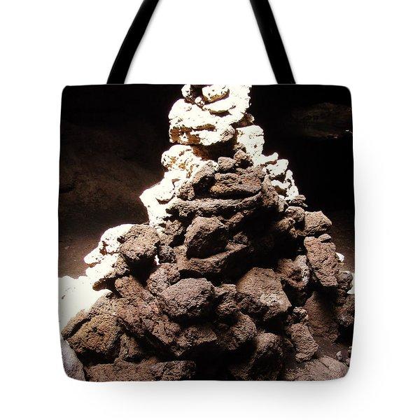 Stone Soul Tote Bag
