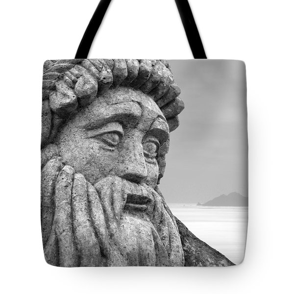 Stoned In Ireland Tote Bag by Mike McGlothlen