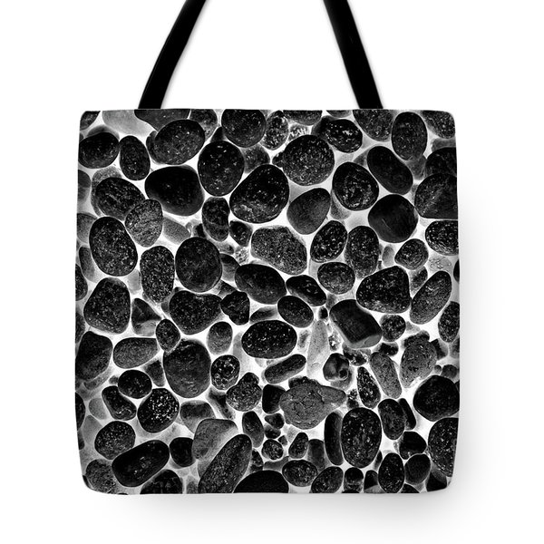 Stoned Tote Bag by John Stephens