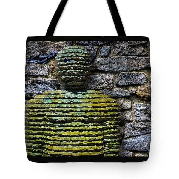 Tote Bag featuring the photograph Stoned by Paul Wear