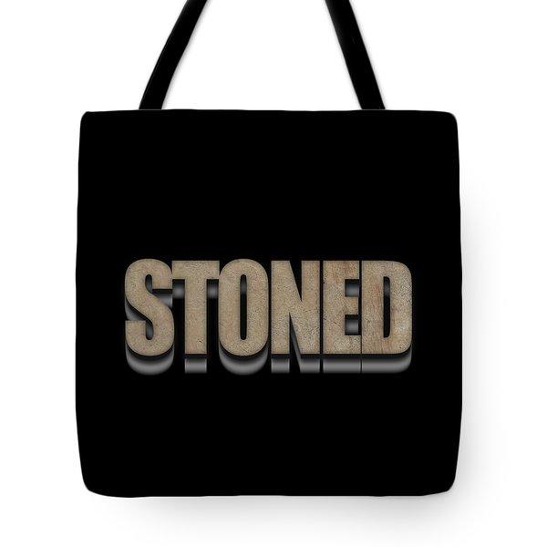 Stoned Tee Tote Bag
