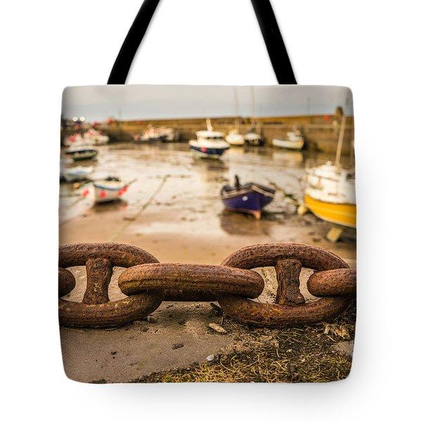 Stonehaven Chain Tote Bag