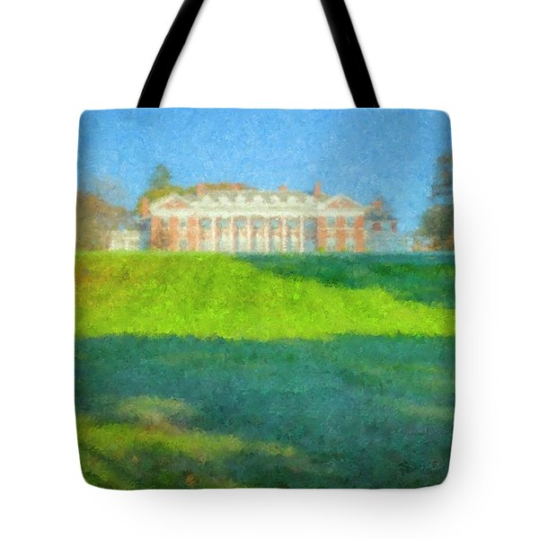 Stonehill College In October Tote Bag