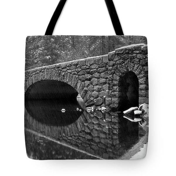 Stoneman Bridge Tote Bag