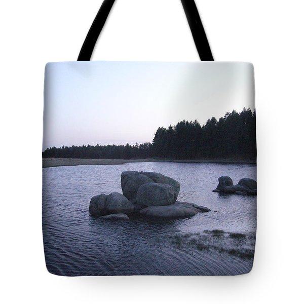 Stones Of Serenity Tote Bag