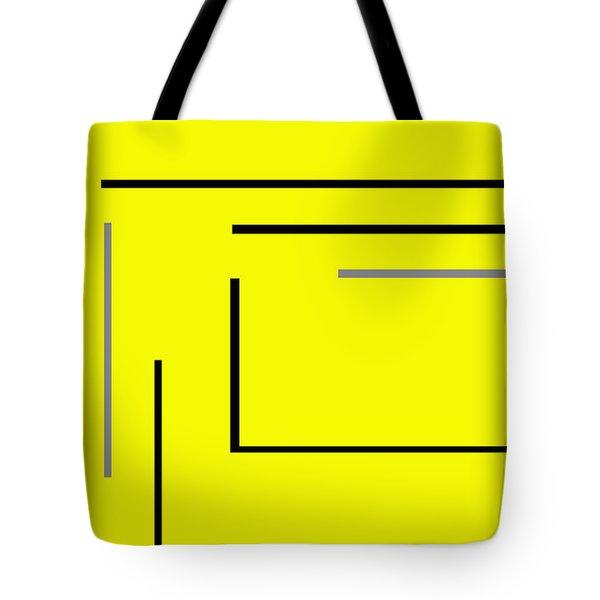 Stop It Tote Bag