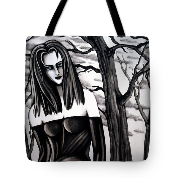 Who Do You Think You Are, Killing All My Trees Tote Bag