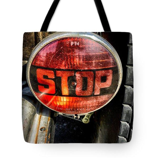 Stop Light Classic Tote Bag