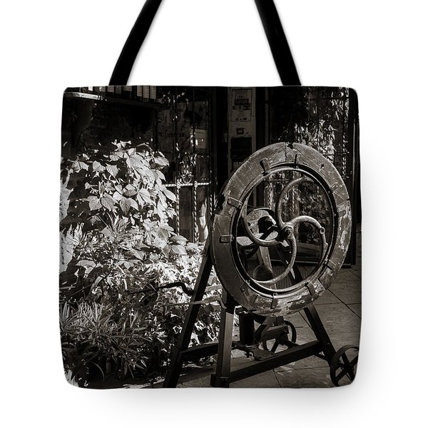 Store Front Tote Bag