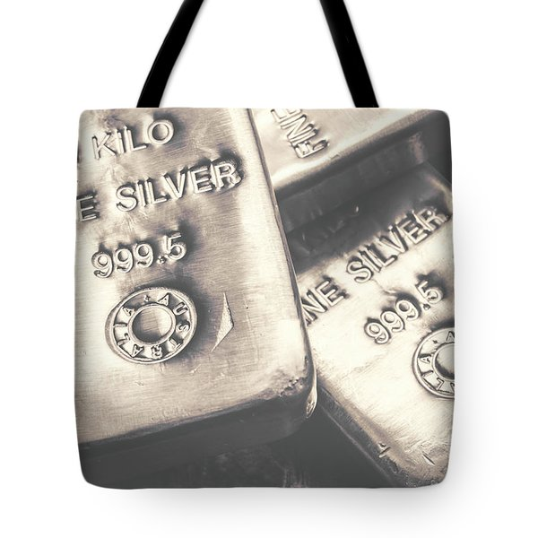 Store Of Wealth Tote Bag
