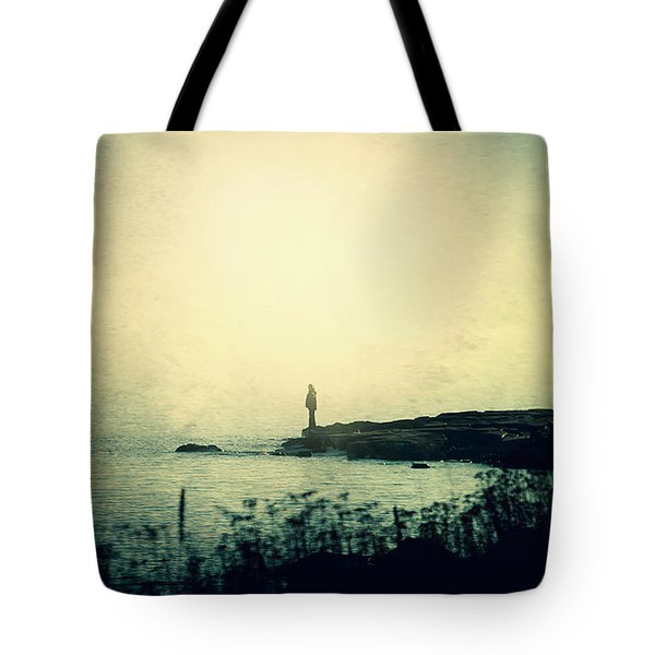 Stories From The Sea Tote Bag