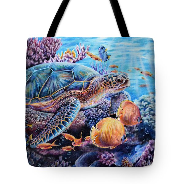 Stories I Tell Tote Bag