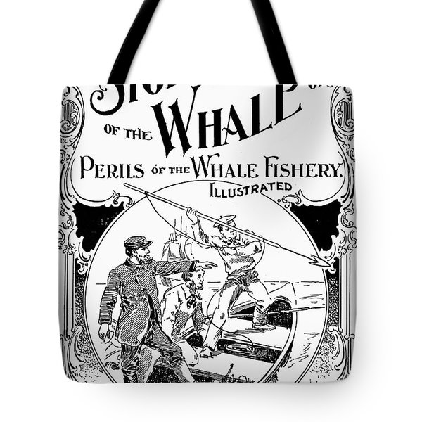 Stories Of The Whale Tote Bag by Granger