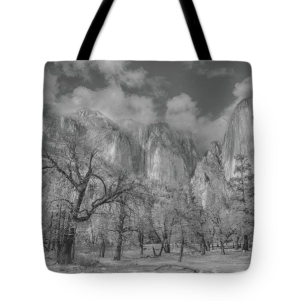 Storm A Brewing Tote Bag