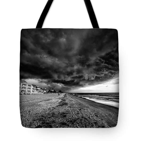 Storm Brewing Tote Bag