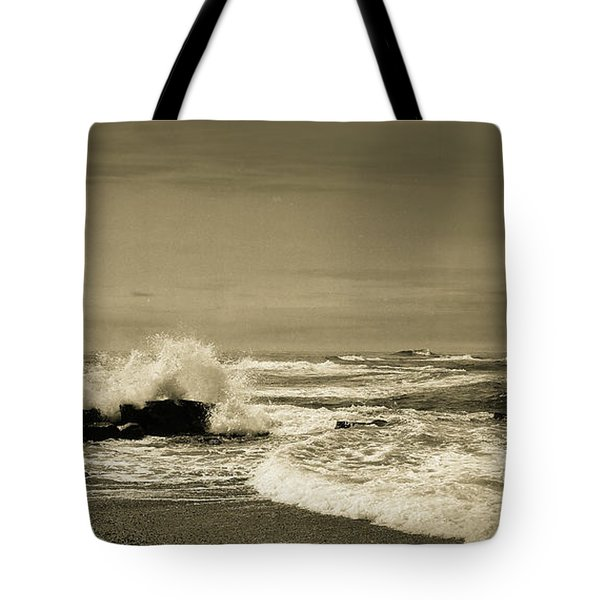 Tote Bag featuring the photograph Storm Brewing by Samuel M Purvis III
