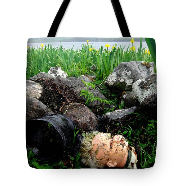 Storm Casualty Tote Bag