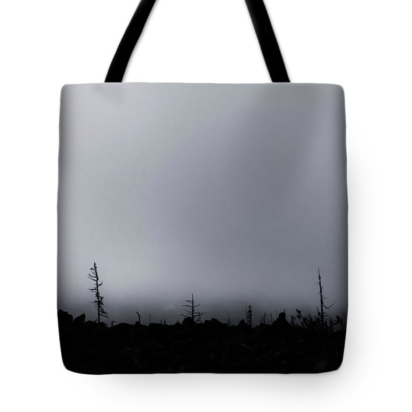 Tote Bag featuring the photograph Storm by Cat Connor