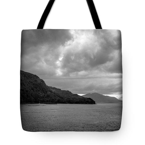 Storm On The Isle Of Skye, Scotland Tote Bag