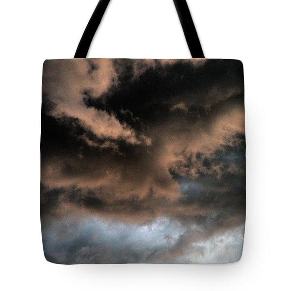 Storm Clouds II Tote Bag