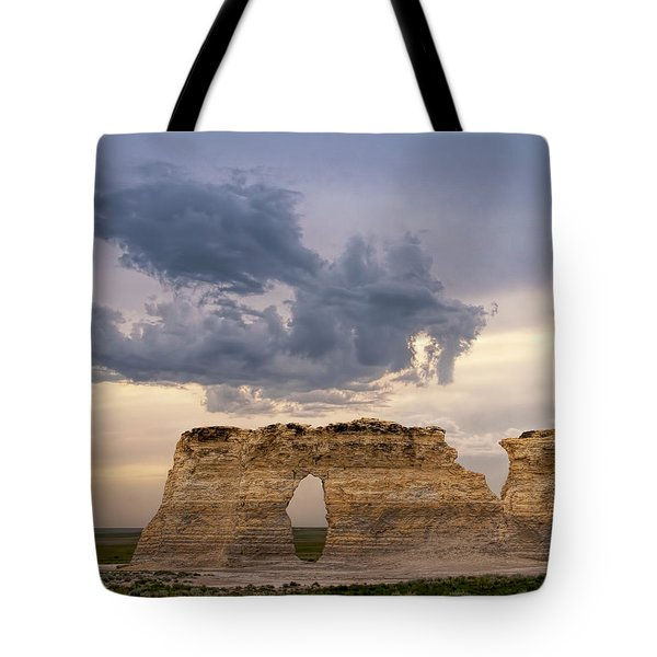Tote Bag featuring the photograph Storm Dragon by Rob Graham