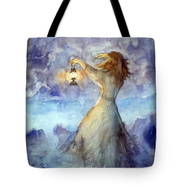 Storm... Tote Bag by Faruk Koksal